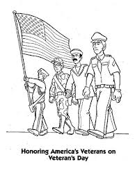 Superior Veterans Day Clip Art In Black And White